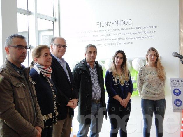 """Pasado, presente y futuro: """"La historia geológica de Olavarría"""""""