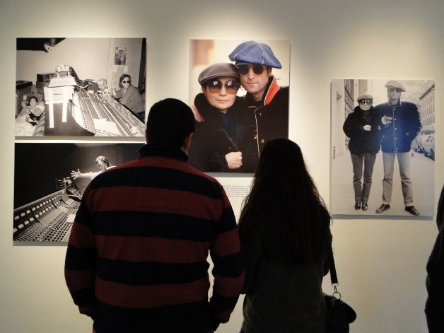 John Lennon en el Centro Cultural San José
