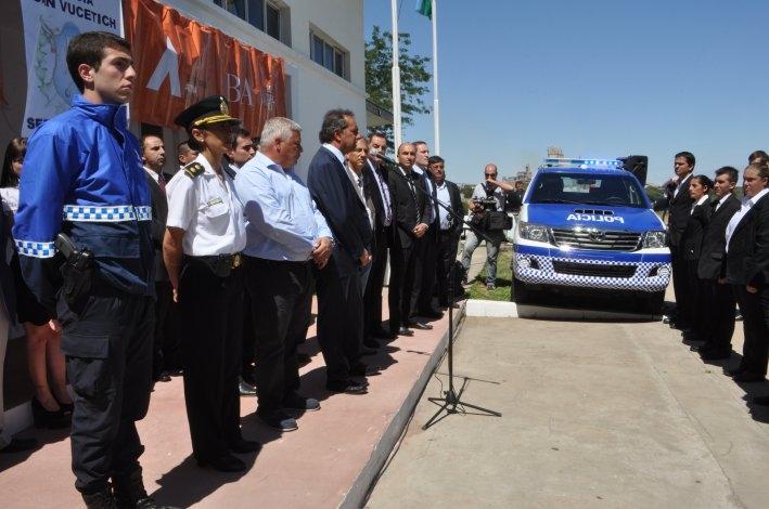 Este martes será el acto de egreso de los primeros policías locales