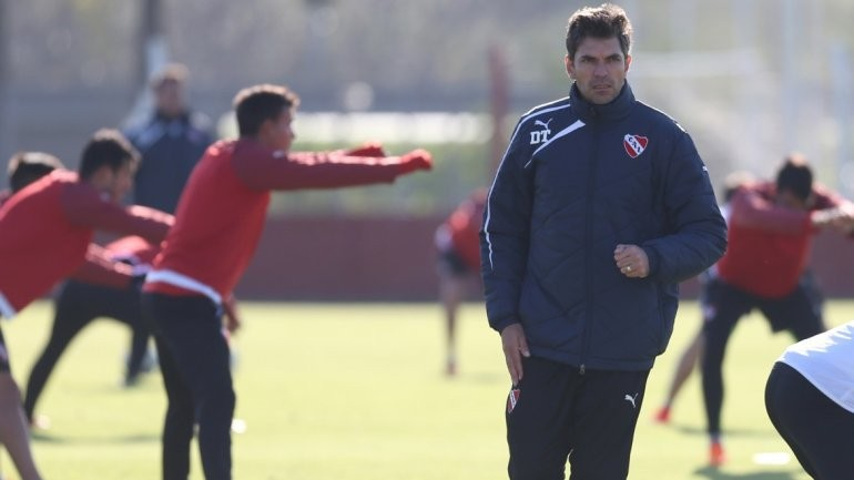 """¿Estarán los refuerzos? Independiente espera al """"Cebolla"""" Rodríguez y las habilitaciones pensando en Atlético de Rafaela"""