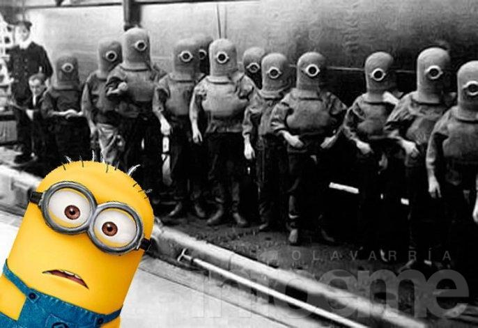 Minions: la verdad tras la falsa acusación de apología nazi