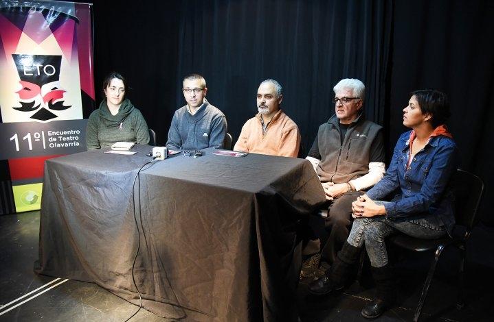 Se lanzó el 11º Encuentro de Teatro