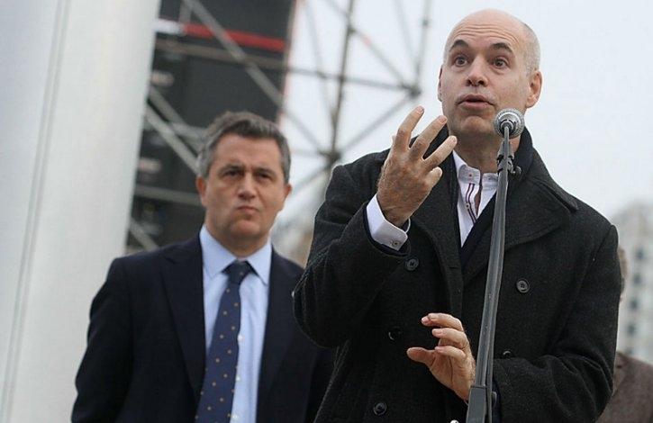 Larreta reconoció el cambio de discurso de Macri