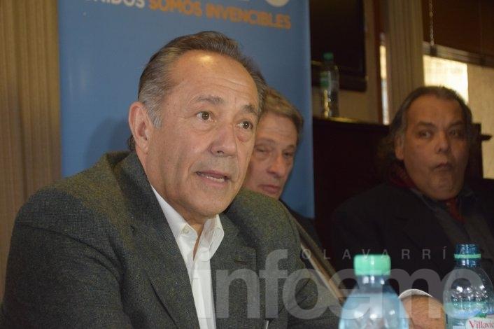 """Rodríguez Saá: """"Tengo el mejor programa de gobierno para los argentinos"""""""