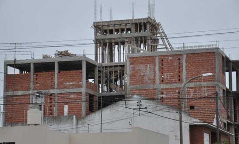 Creció el empleo registrado en la construcción