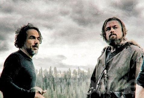 Di Capio y González Iñárritu filman en nuestro país