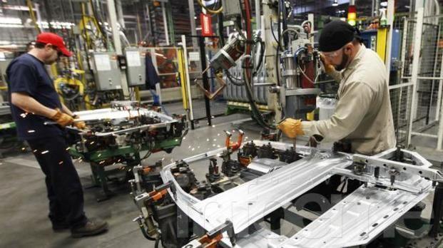 La actividad industrial cayó 1,2% en el primer semestre