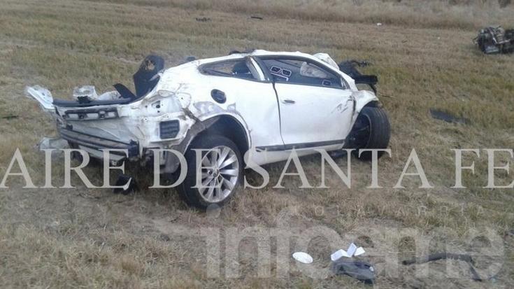 Murió el jugador de Lanús Diego Barisone en un accidente