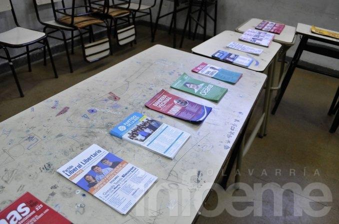 La Cámara Nacional Electoral resolvió que no haya tope de boletas