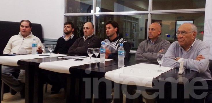 """Pisani: """"Todos los clubes estamos en las mismas condiciones"""""""