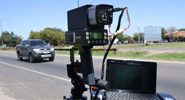 La semana próxima comenzará la instalación de equipos para las fotomultas