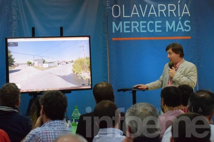 Santellán presentó su plataforma para las Primarias en el FPV