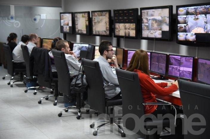 Ampliaciones en el Centro de Monitoreo Municipal