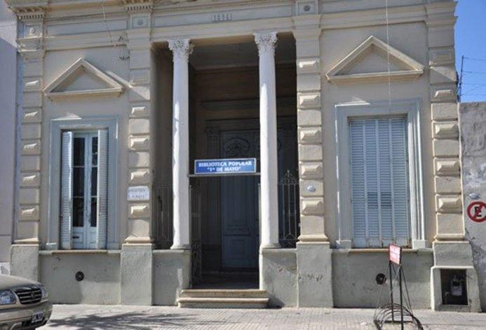 """""""La situación de las Bibliotecas Populares es grave"""""""