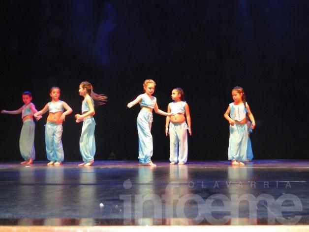 Infoeme te muestra las mejores fotos del Encuentro Infantil de Danzas