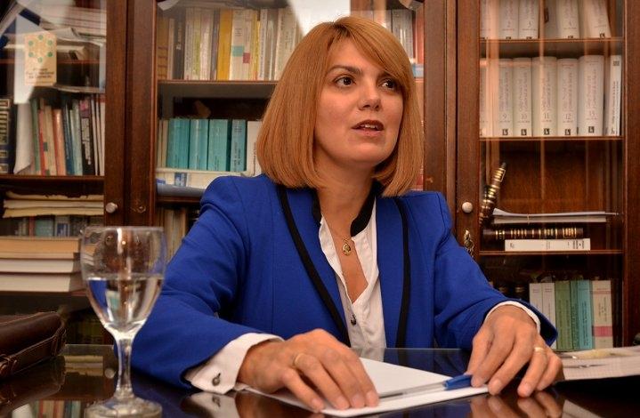 La Senadora Carolina Szelagowski evoluciona favorablemente