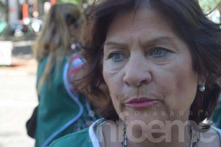"Cristina Melian: ""Sabemos que está la orden de descontar"""