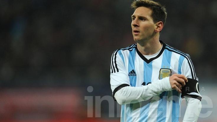 ¡No te lo pierdas! Dios le pide a Messi que se quede