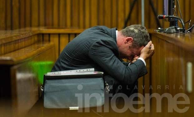 Oscar Pistorius: condenado por el asesinato de su novia