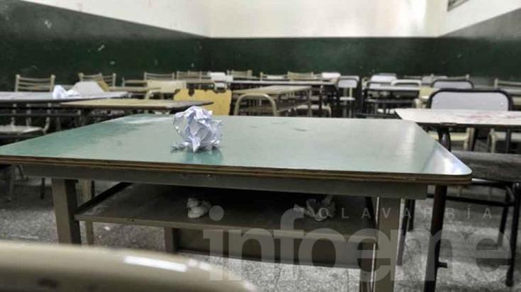 Provincia desalienta reapertura de la paritaria docente