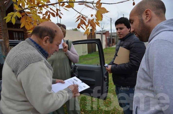 """Valicenti: """"Se suspende el aumento de gas en la provincia"""""""