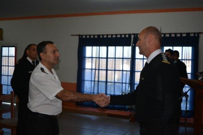 Nuevo director en la Unidad Nº 27 de Sierra Chica