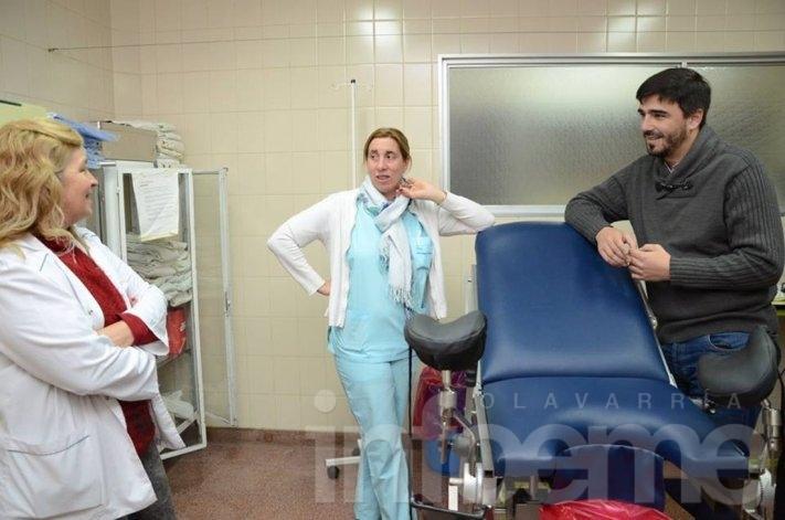 El Hospital Municipal cuenta con un sillón de parto fijo