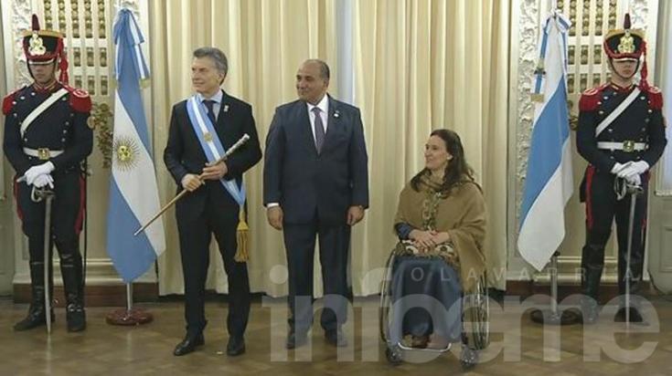 Tucumán: comenzaron los actos oficiales