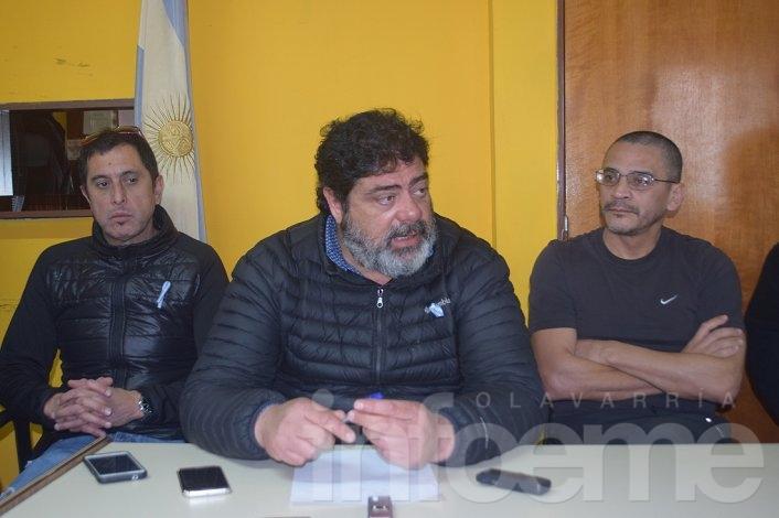 """José Stuppia: """"Maroni decía tener un escollo que era Hilario Galli"""""""