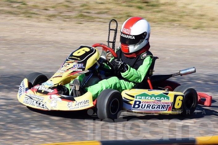 El Karting clasificó para la quinta fecha