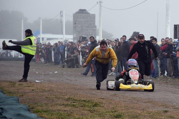 El Karting corrió en el Amco