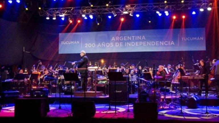 Se gastaron más de 14 millones en actos del bicentenario