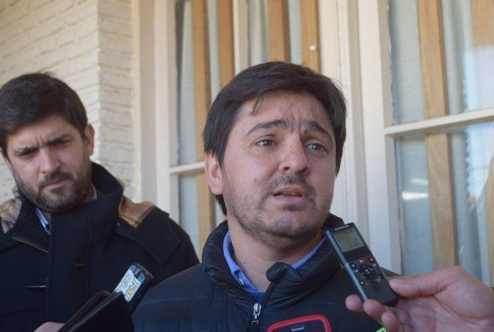 """Acosta declaró por la denuncia contra Eseverri: """"Fui el único que tomó contacto con el proveedor"""""""