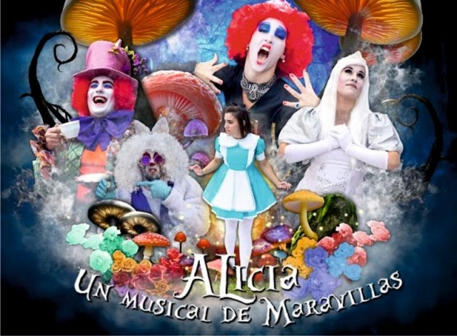 """Alicia un musical de maravillas"""