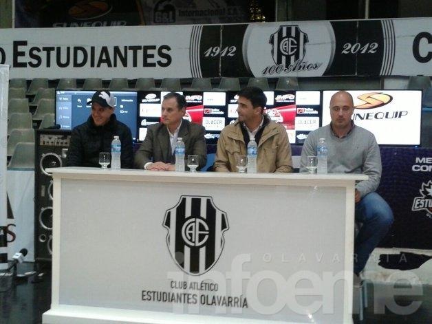 Gustavo Fernández emocionó a todos