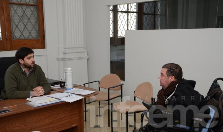Tras la solicitud Fernando Menino viajará a Buenos Aires