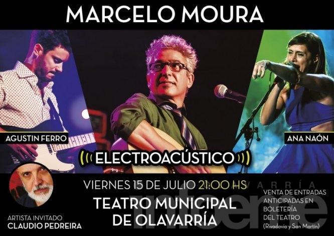 Marcelo Moura habló en exclusiva con Infoeme