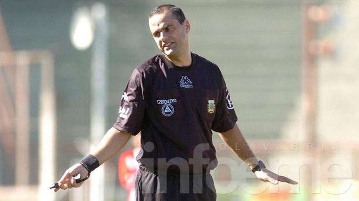 La AFA negoció con los árbitros