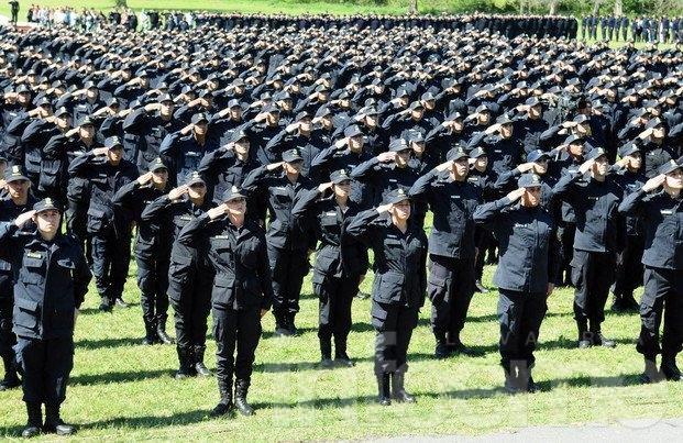 Ascensos para policías de nuestra Ciudad
