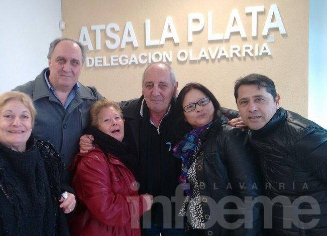 Atsa inauguró su nueva sede en Olavarría