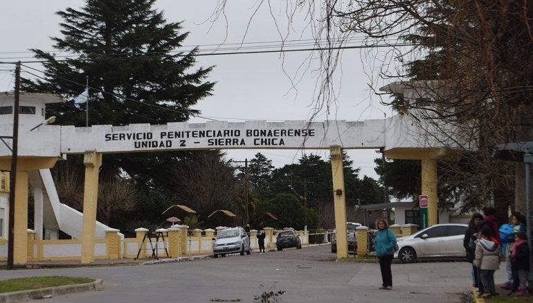 Confirman la detención del jefe de vigilancia de la Unidad 2 de Sierra Chica