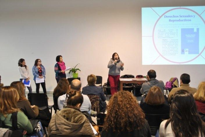 Presentaron informe de situación sobre Derechos Sexuales y Reproductivos