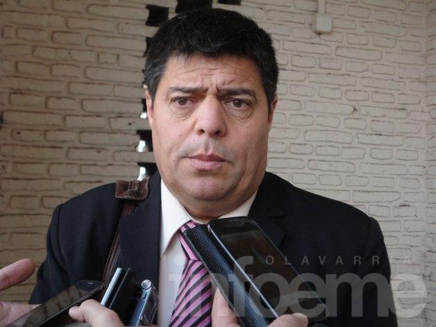 """Sergio Roldán: """"tenemos presente que es excarcelable"""""""