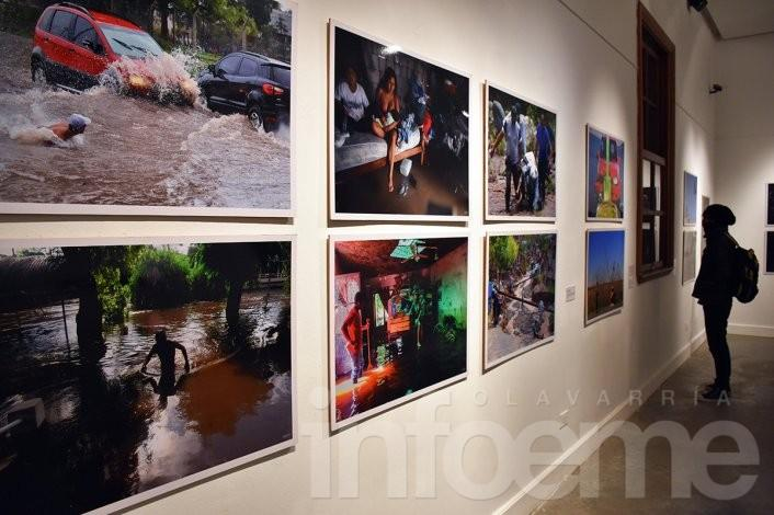 Inauguró Muestra #49 en el Centro Cultural