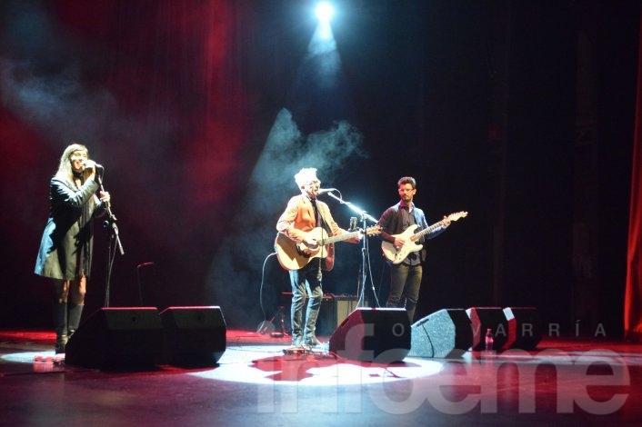 Marcelo Moura hizo vibrar al Teatro Municipal