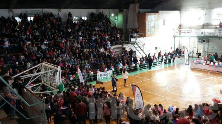 Más de mil personas en encuentro regional de mini gym