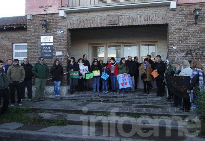 Excarcelaron al penitenciario Paiz tras el pago de una fianza