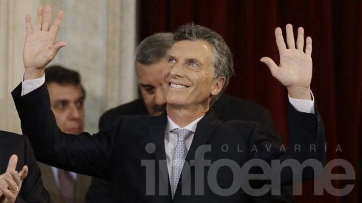 """Macri aseguró que la inflación """"seguirá bajando"""""""