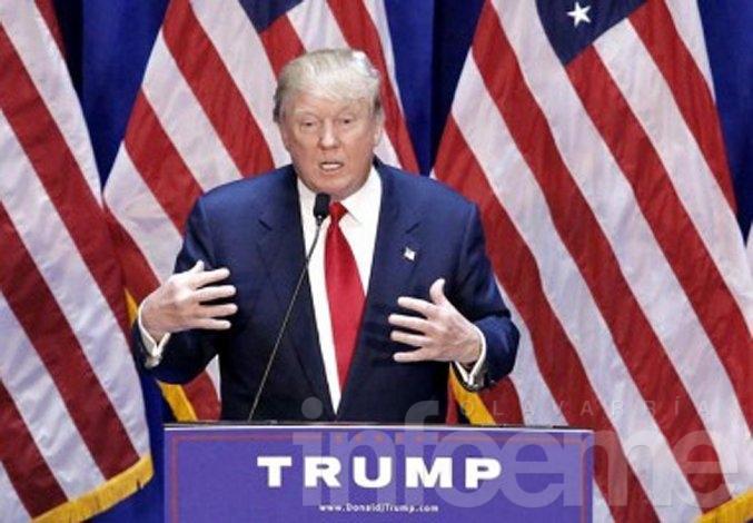 Trump ya es oficialmente el candidato republicano