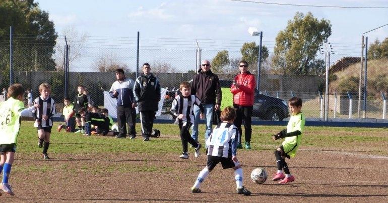 Se jugó la segunda fecha del torneo infantil de fútbol